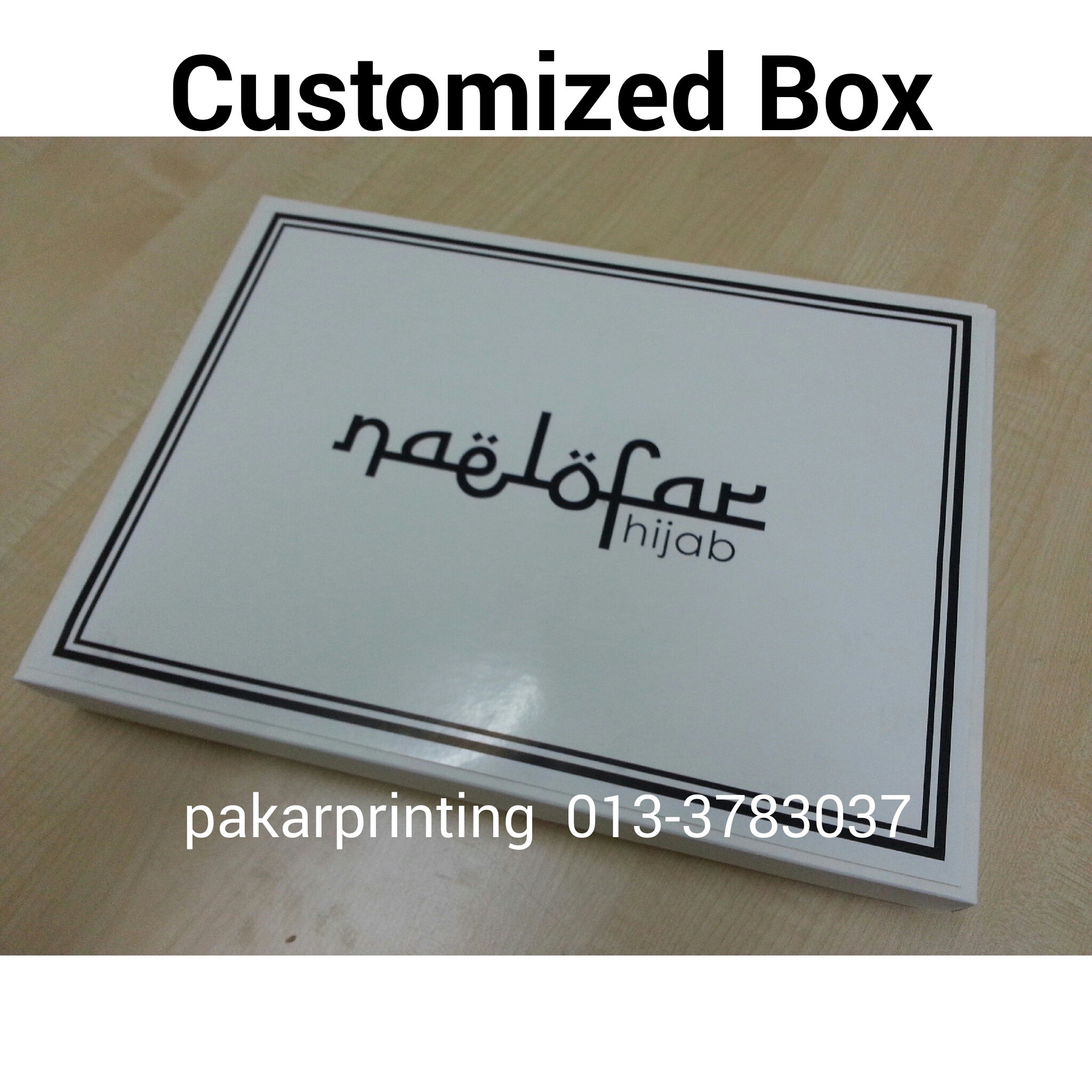 Naelofar Box