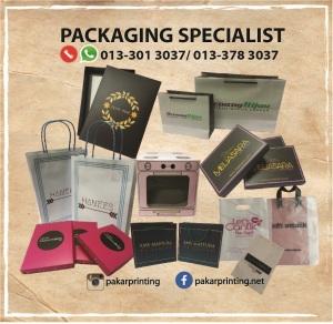 Paperbag, plasticbag, Box